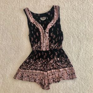 Urban Outfitters Boho Romper
